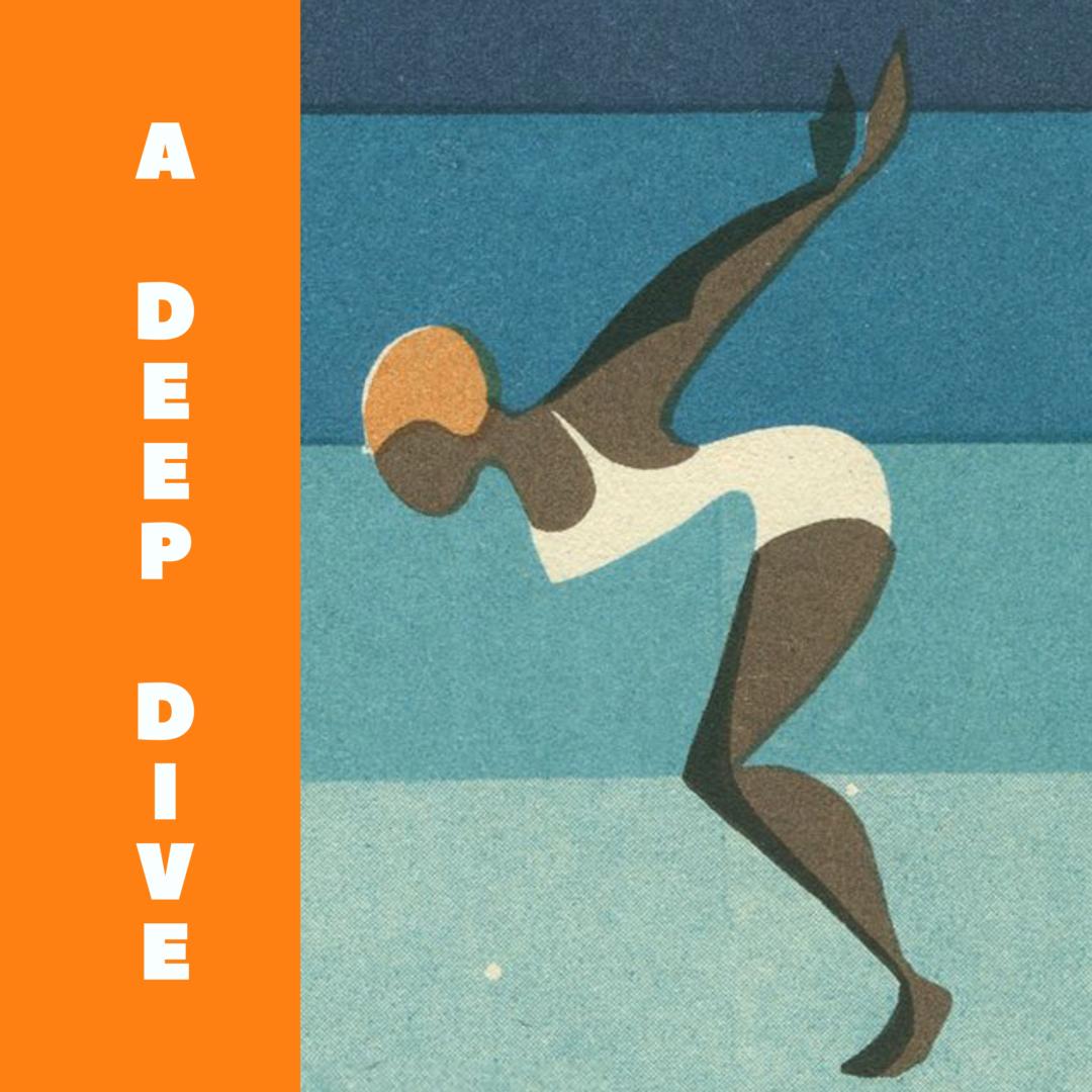 reggie deep dive podcast logo
